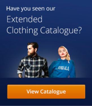 extended clothing catalogue